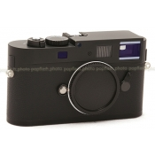 LEICA M MONOCHROM BLACK DIGITAL CAMERA BODY #10760 USA NEW!