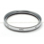 B+W 49MM 010 UV-HAZE MRC SILVER FILTER NEW