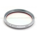 B+W 49MM UV/IR CUT FILTER FOR DIGITAL CHROME NEW!