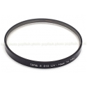B+W SERIES VIII 010 UV-HAZE 1X MRC BLACK FILTER #1069112 NEW!