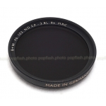 B+W 46MM 103 ND(NEUTRAL DENSITY) 0.9 8X MRC BLACK FILTER #1069135 NEW
