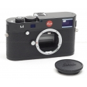 LEICA M BLACK PAINT DIGITAL CAMERA BODY USED #10770
