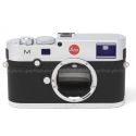 LEICA M SILVER CHROME DIGITAL CAMERA BODY #10771 USA NEW!