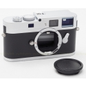 LEICA M MONOCHROM SILVER DIGITAL CAMERA BODY #10787 USA NEW!