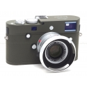 LEICA M-P (TYPE 240) SAFARI DIGITAL CAMERA KIT w/ 35MM F/2.0 SUMMICRON SILVER LENS #10933 NEW - NOW IN STOCK!!!!!