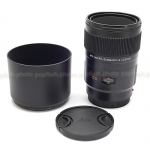 LEICA 120MM F/2.5 APO-MACRO-SUMMARIT-S BLACK LENS #11070 USED