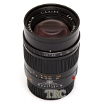 Leica 90mm f2.5 SUMMARIT-m 6-BIT BLACK LENS #11646 USED