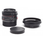 "LEICA 35MM F/2 ASPH. SUMMICRON-M ""MATTE BLACK CHROME"" (6-BIT CODED) LENS #11689 USA NEW (PRE-ORDER)"
