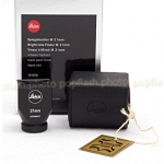 LEICA BRIGHTLINE FINDER M-21 BLACK NEW!