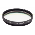LEICA 49MM BLACK UV/IR CUT FILTER