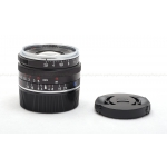 ZEISS Biogon 35MM F/2.8 C T* ZM BLACK LENS NEW!