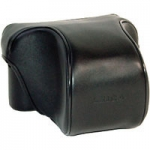 LEICA BLACK EVER READY CASE NEW WITH LARGE FRONT #14876