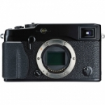 FUJIFILM X-PRO1 BLACK DIGITAL CAMERA BODY USA NEW