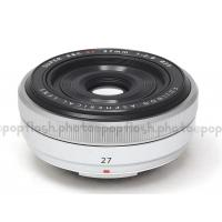 FUJIFILM XF 27MM F/2.8 R LENS (SILVER) USA NEW