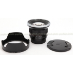 ZEISS 18MM F/3.5 ZE DISTAGON T* CANON EF MOUNT USA NEW