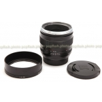 ZEISS 50MM F/2 ZE MAKRO-PLANAR T* CANON EF MOUNT USA NEW
