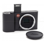 LEICA T (TYPE 701) BLACK DIGITAL CAMERA BODY ONLY NEW!