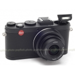 LEICA X2 BLACK DIGITAL COMPACT CAMERA USA NEW!