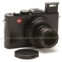 LEICA D-LUX 6 BLACK DIGITAL CAMERA #18461 USA NEW!