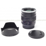 ZEISS 25MM F/2 ZE DISTAGON T* CANON EF MOUNT USA NEW