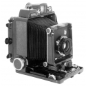 WISTA TECHNICAL 45RF RANGEFINDER 4X5 METAL FIELD CAMERA NEW