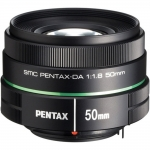 PENTAX SMC DA 50mm F/1.8 LENS #22177 NEW