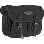 Billingham Small Hadley Bag (Black with Black Leather Trim) NEW!
