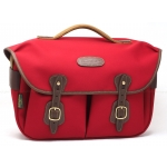 Billingham Hadley Pro Bag (Burgundy with Chocolate Leather Trim) NEW!