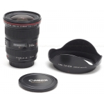 CANON EF 17-40MM F/4 L SERIES USM LENS USED