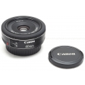 CANON EF 40MM F/2.8 STM LENS USED