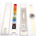 Swatch Transparent (Olympic Venue)  -  GK209SL