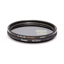 KENKO 40.5MM BLACK VERNIER CIRCULAR POLARIZING FILTER