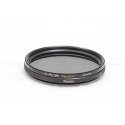 KENKO 46MM BLACK VERNIER CIRCULAR POLARIZING FILTER NEW