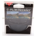 KENKO 67MM BLACK VERNIER CIRCULAR POLARIZING FILTER