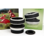 Lensbaby Composer Special Effects SLR Lens NEW! with Double Glass Optic - for Canon EF Mount