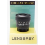 Lensbaby 5.8mm f/3.5 Circular Fisheye Lens NEW - for CANON EF MOUNT