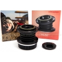 Lensbaby Muse Special Effects SLR Lens NEW! with Double Glass Optic - for Nikon F Mount