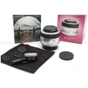Lensbaby Scout w/ Fisheye Special Effects SLR Lens NEW! - for Nikon F Mount