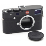 LEICA M BLACK PAINT DIGITAL CAMERA BODY #10770 USED MINT