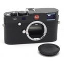 LEICA M(240) BLACK PAINT DIGITAL CAMERA BODY #10770 USED
