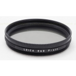 LEICA 60MM CIRCULAR POLARIZER (P-CIR) FILTER #13406 USED-MINT