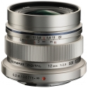 Olympus M.Zuiko Digital ED 12mm f/2.0 SILVER Lens NEW