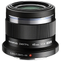 Olympus M.Zuiko Digital ED 45mm f/1.8 BLACK Lens NEW