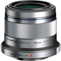 Olympus M.Zuiko Digital ED 45mm f/1.8 SILVER Lens NEW