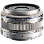 Olympus M.Zuiko Digital 17mm f/1.8 SILVER Micro 4/3 Lens NEW