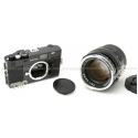 ZEISS IKON BLACK BUNDLE CAMERA BODY + 50MM F/1.5 C SONNAR LENS KIT USA NEW