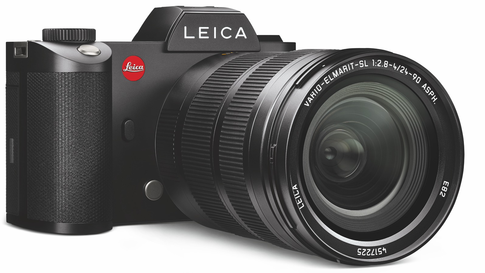 Buy Leica SL (Type 601) Digital Camera Kit W/ 24-90mm F/2.8-4 Asph SL