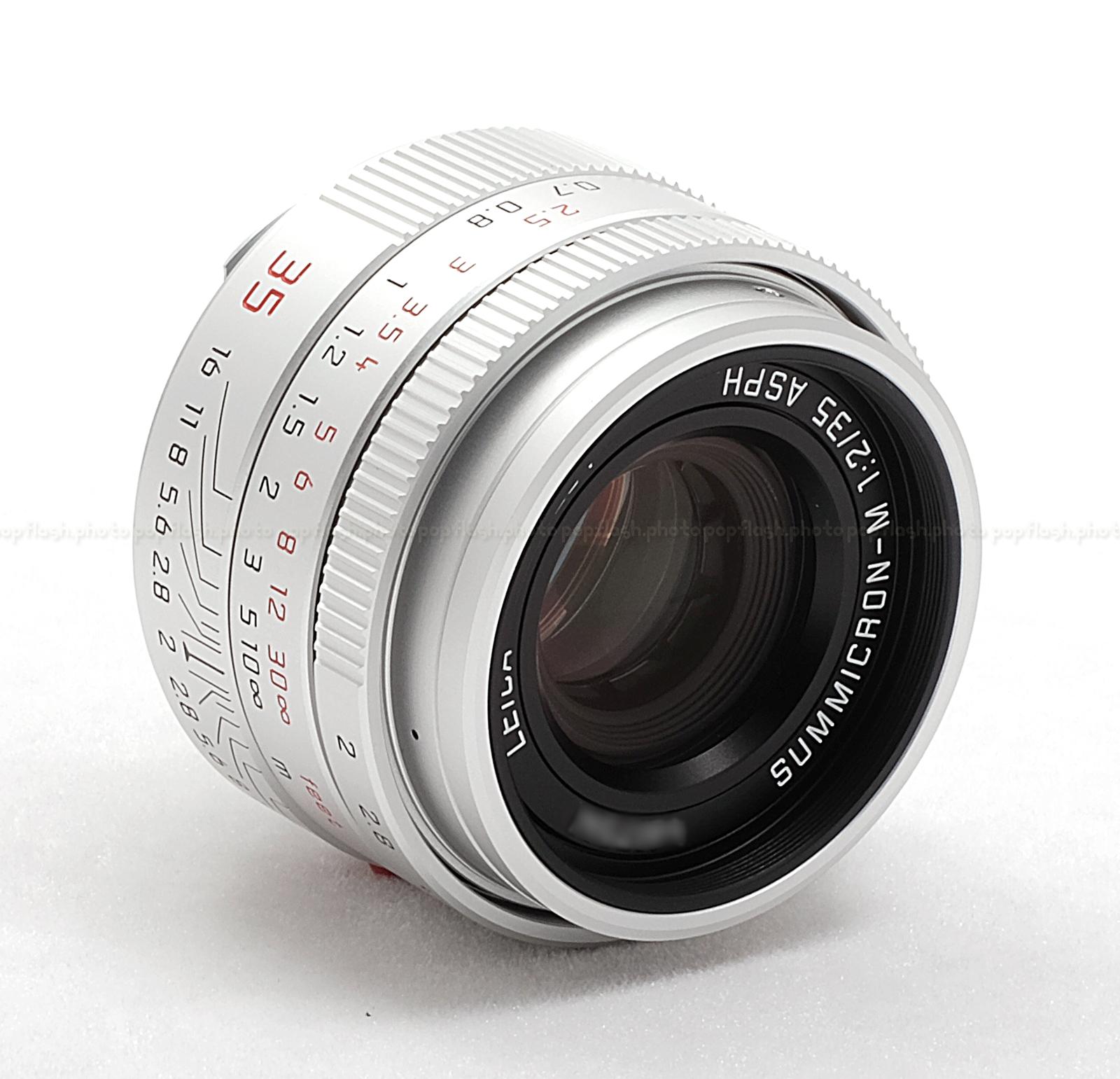 1164 Original Leica estuche para summicron nahbrille