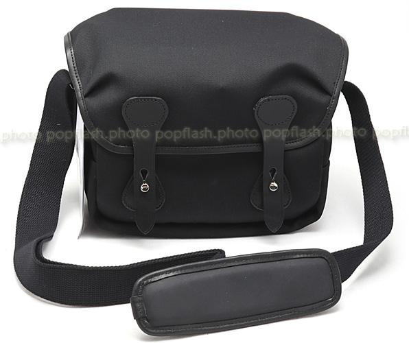 Leica Billingham Black Combo Bag 14854 New For M Cameras