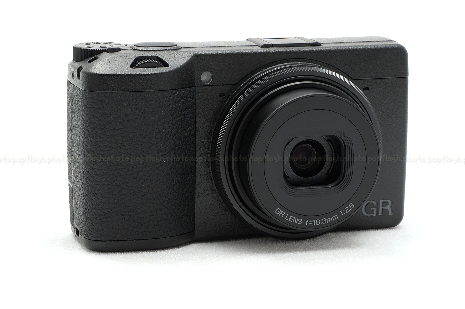 RICOH GR III DIGITAL CAMERA #15039 USA NEW - NOW WITH BJ-11 CHARGER & EXTRA  DB-110 BATTERY!